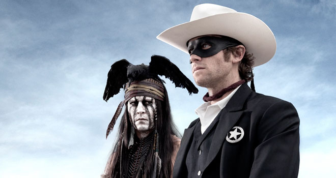 loneranger Star Wars: Episode 7 Ticket Sales Expected to Ease Disneys Lone Ranger Pain