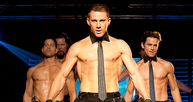 Channing Tatum in 'Magic Mike'