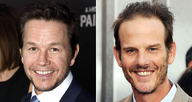 Mark Wahlberg and Peter Berg