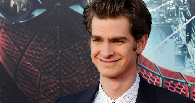 Andrew Garfield Imagines Brave New World for Spider-Man ... Andrew Garfield Gay