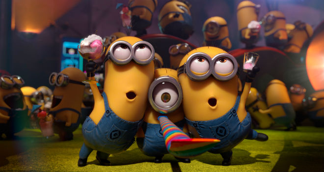 box office despicable me 2 Box Office: Despicable Me 2 Leaves Lone Ranger in the Dust