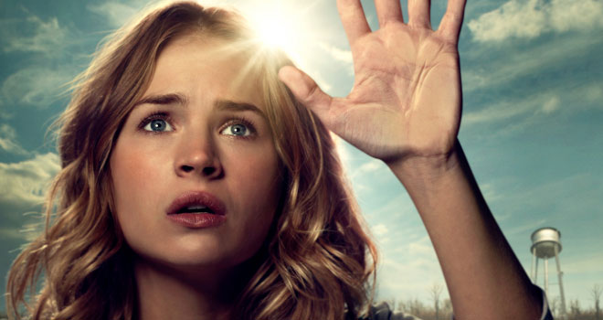 Britt Robertson in 'Under the Dome'