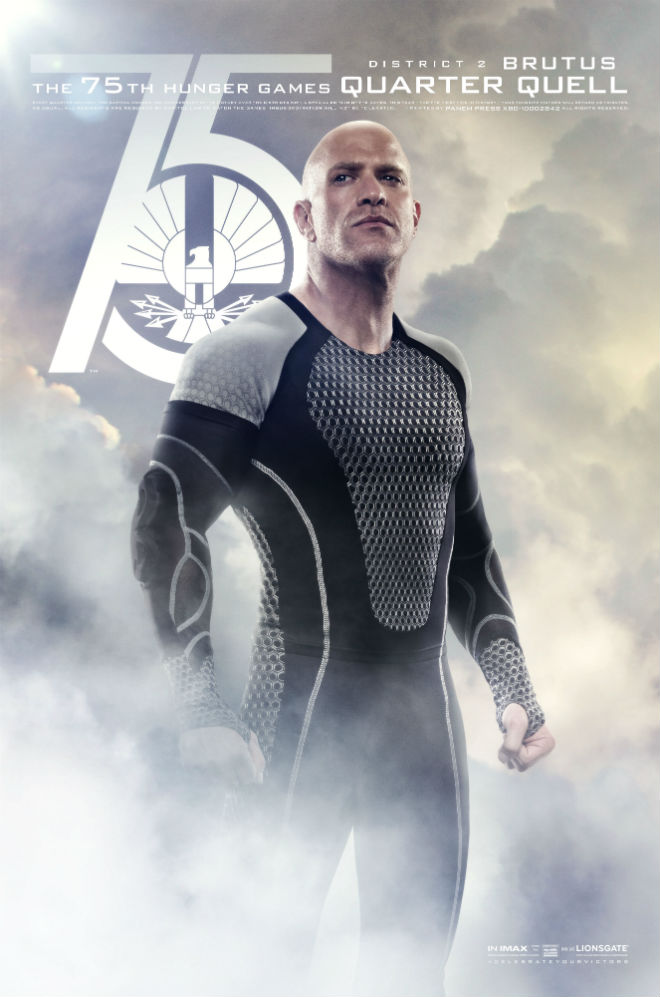 brutus quarter quell poster catching fire
