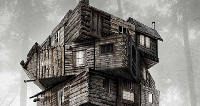 'The Cabin in the Woods' Poster
