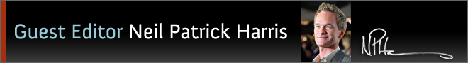 guesteditorbanner5 Neil Patrick Harriss 5 Favorite Movie Songs (VIDEO)