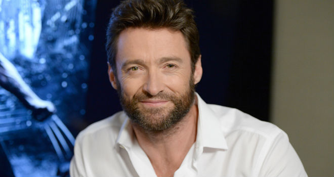 hugh jackman the wolverine