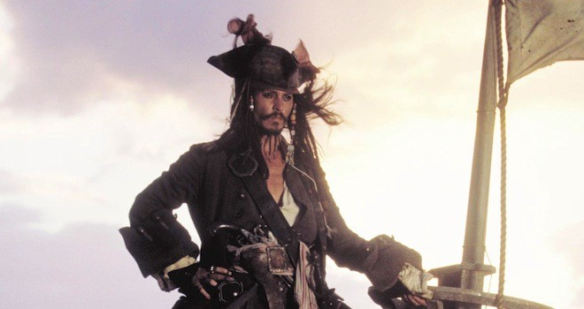 johnny depp pirates of the caribbean Movie Mistakes: 10 Blunders From Johnny Depps Biggest Films (PHOTOS)