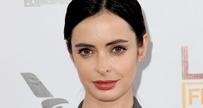 krysten ritter asthma jake hoffman Asthma: Krysten Ritter to Rock Out in Dustin Hoffmans Sons Directorial Debut