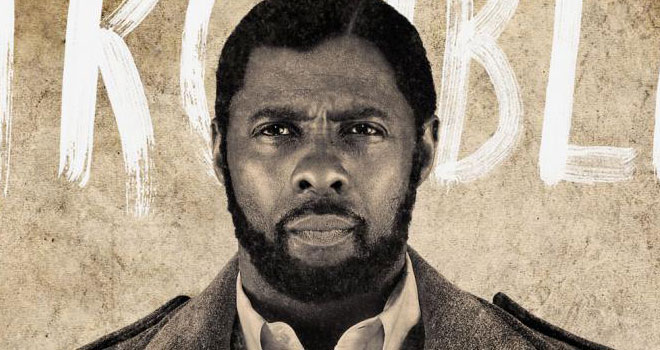 Idris Elba as Nelson Mandela on 'Mandela: Long Walk to Freedom' Poster