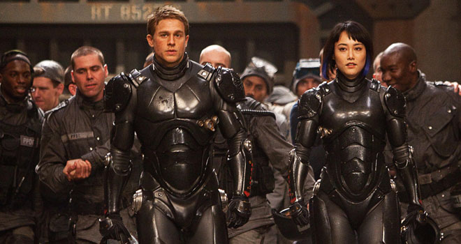 pacific rim teaser charlie hunnam Pacific Rim Triumphs at Global Box Office