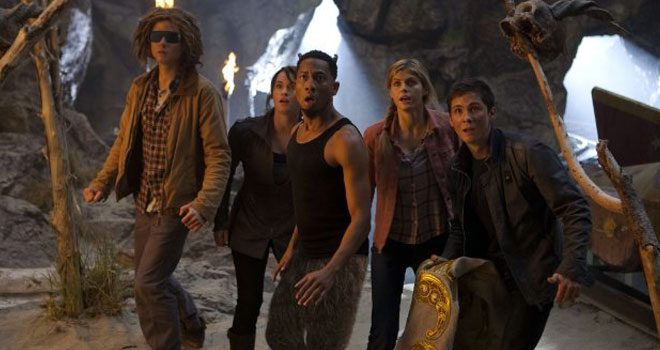 percy jackson and the sea of monsters featurette Percy Jackson: Sea of Monsters Featurette Teases More Action, New Characters