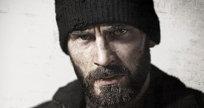 Chris Evans in 'Snowpiercer'