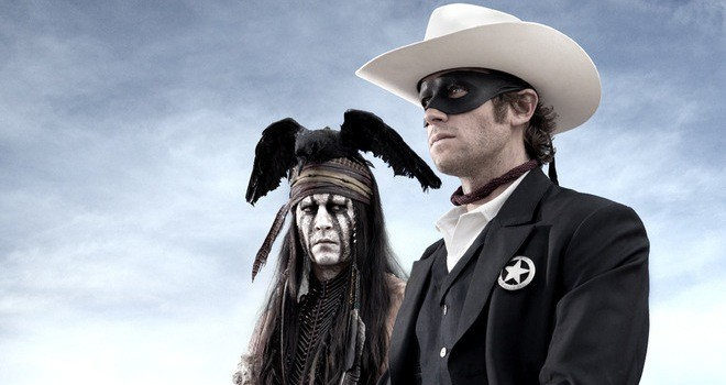 the lone ranger johnny depp armie hammer