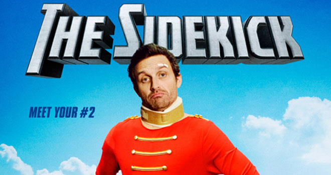 'The Sidekick' poster