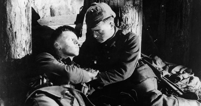 'All Is Quiet on the Western Front'