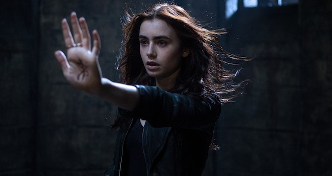 'Mortal Instruments: City of Bones' Preview: Lily Collins ...