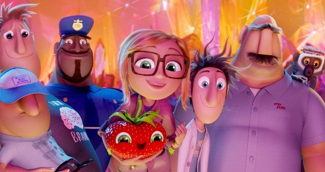 weekend box office Weekend Box Office: Cloudy With a Chance of Meatballs 2 Tops Rush, Don Jon