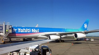 flights to tahiti