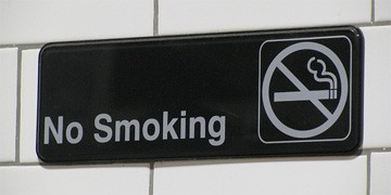 bathroom floor no smoking in the bathroom our newsletter get