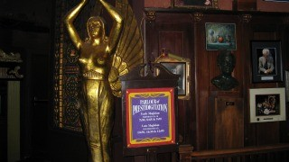 Inside the Magic Castle