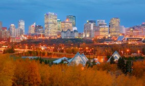 Edmonton With Teenagers