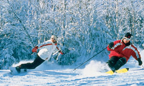 Best Places to Ski Near Qubec City