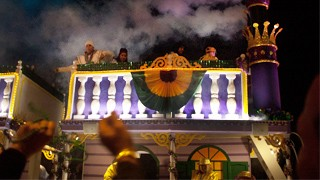 Universal Studios Mardi Gras