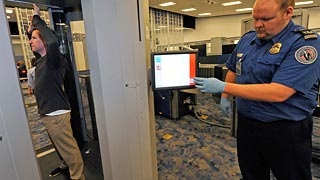 tsa airport security intellegence