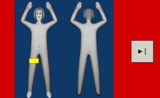 tsa full-body scanner