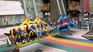 amusement parks rides