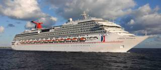 carnival suit cruise ship fast