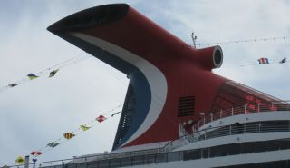 carnival cruise wind