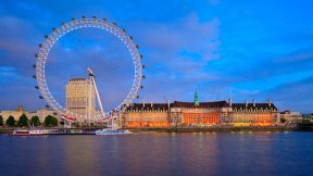orlando eye similiar to london eye