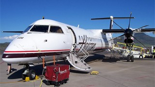 Horizon Airlines Q400