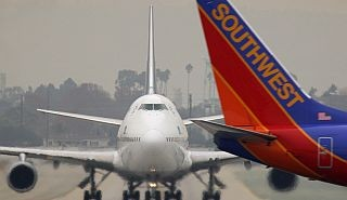 airfare southwest united