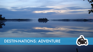 Destin-Nation Canada: Adventure with a Capital Eh