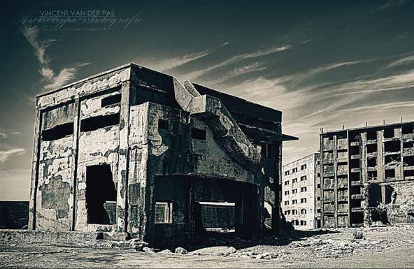 Hashima Island, Japan