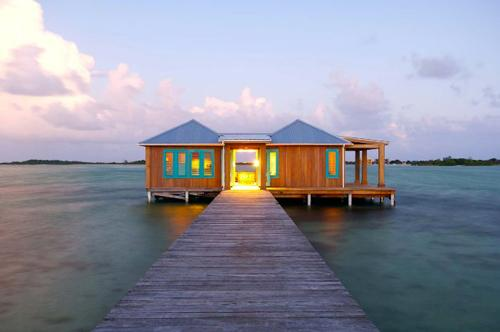 Overwater Bungalows Aol Travel News