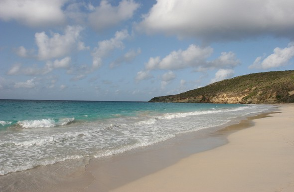 Caribbean Nude Beaches. Grand Saline, St. Bathelemy. didierbeck/Flickr