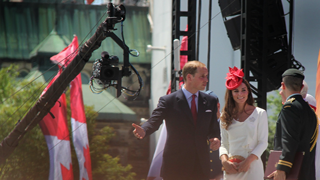 Royal Couple Boosts Canada and LA Tourism, Sets Example for Travelers