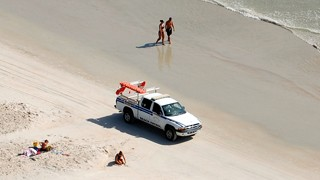 Erin Michelle Joynt, Kansas Sunbather, Run Over On Florida Beach While Sunbathing