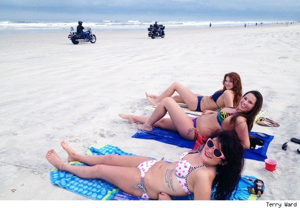 Daytona Spring Break bike week