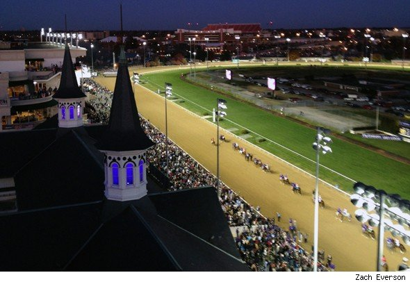 Louisville, Kentucky, Road Trip, Churchill Downs, Kentucky Derby