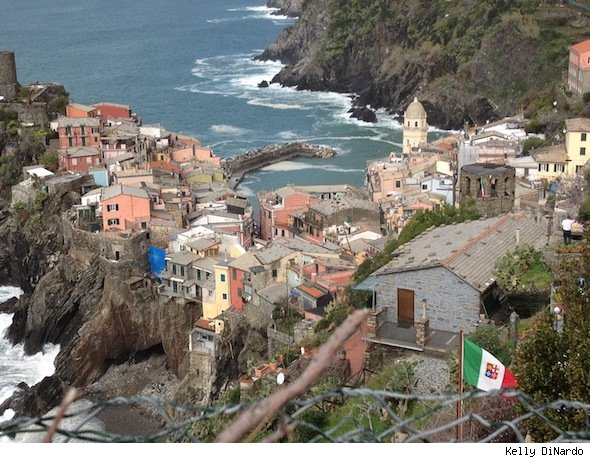 must try food's in Italy's Cinque Terre