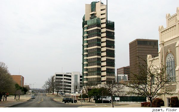 Price Tower Bartlesville