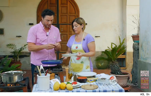 Rocco DiSpirito Now Eat This Italy Episode 10