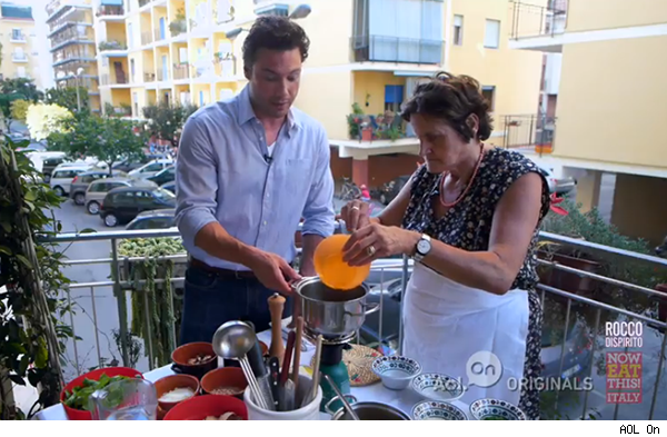 Rocco DiSpirito Now Eat This Italy Episode 8