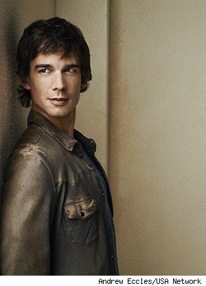Christopher Gorham in Covert Affairs tv show