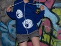 Boo hoodie from lastactioncowboy.com