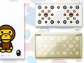 Bape Mario + Milo DS Lite